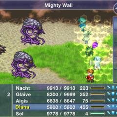 Mighty Wall in <i><a href=