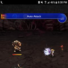 Auto Attack.