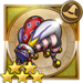 FFRK Jolly Hair Ornament FFVI