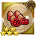 FFRK Red Shoes FFV
