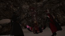 FFXIV Arya and Lilith