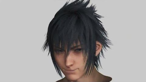 Final Fantasy 15 Final Fantasy XV - Tech Demo