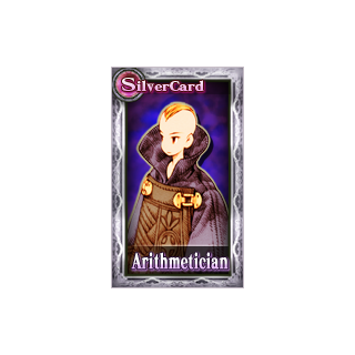 <i>Final Fantasy Tactics</i> card (male).