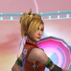 Rikku na <i>Fahrenheit</i>.