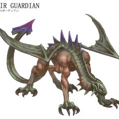 Concept artwork of the Wind Guardian.