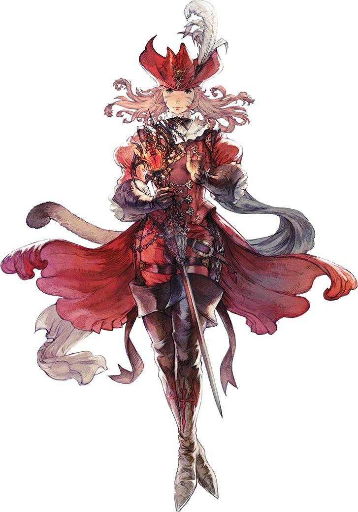 Red Mage (Final Fantasy XIV) | Final Fantasy Wiki | FANDOM powered