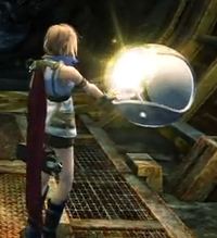 Access Treasure Orb FFXIII