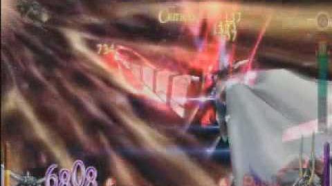 Dissidia Final Fantasy - Garland's EX Burst