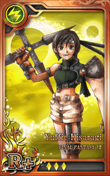 FF7 Yuffie Kisaragi R+ L Artniks
