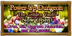 FFRK Golden Vault Event