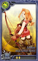 FFT Archer R L Artniks