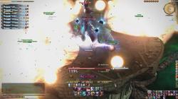 FFXIV Exdeath Flare