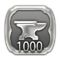 FFXIV One with Steel trophy icon