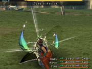 FFX Zombie Attack