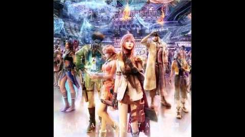 FINAL FANTASY XIII OST -PLUS- 16 - M42