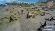 Magitek-Swordsman-Group-Wire-Attack-FFXV
