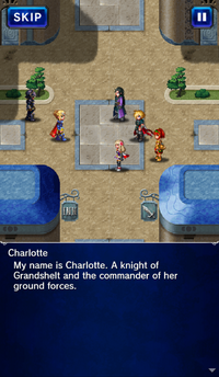 FFBE Charlotte Appears