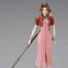 Фигурка от Play Arts для <i>Final Fantasy VII</i>.