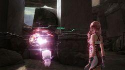 FFXIII-2 Mog Opens Door
