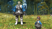 FFXIV Biggs and Wedge