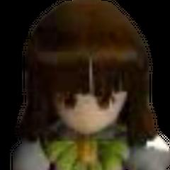 Марлин в FMV в <i>Final Fantasy VII</i>.