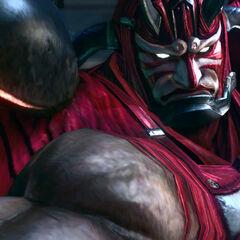 Gilgamesh em <i>Final Fantasy XIII-2</i>
