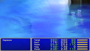 FF4PSP Enemy Ability Tsunami