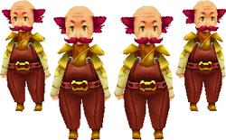 FFIII iOS Four Old Men