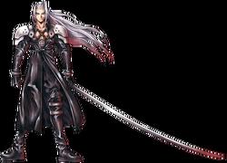 FFVII character Sephiroth