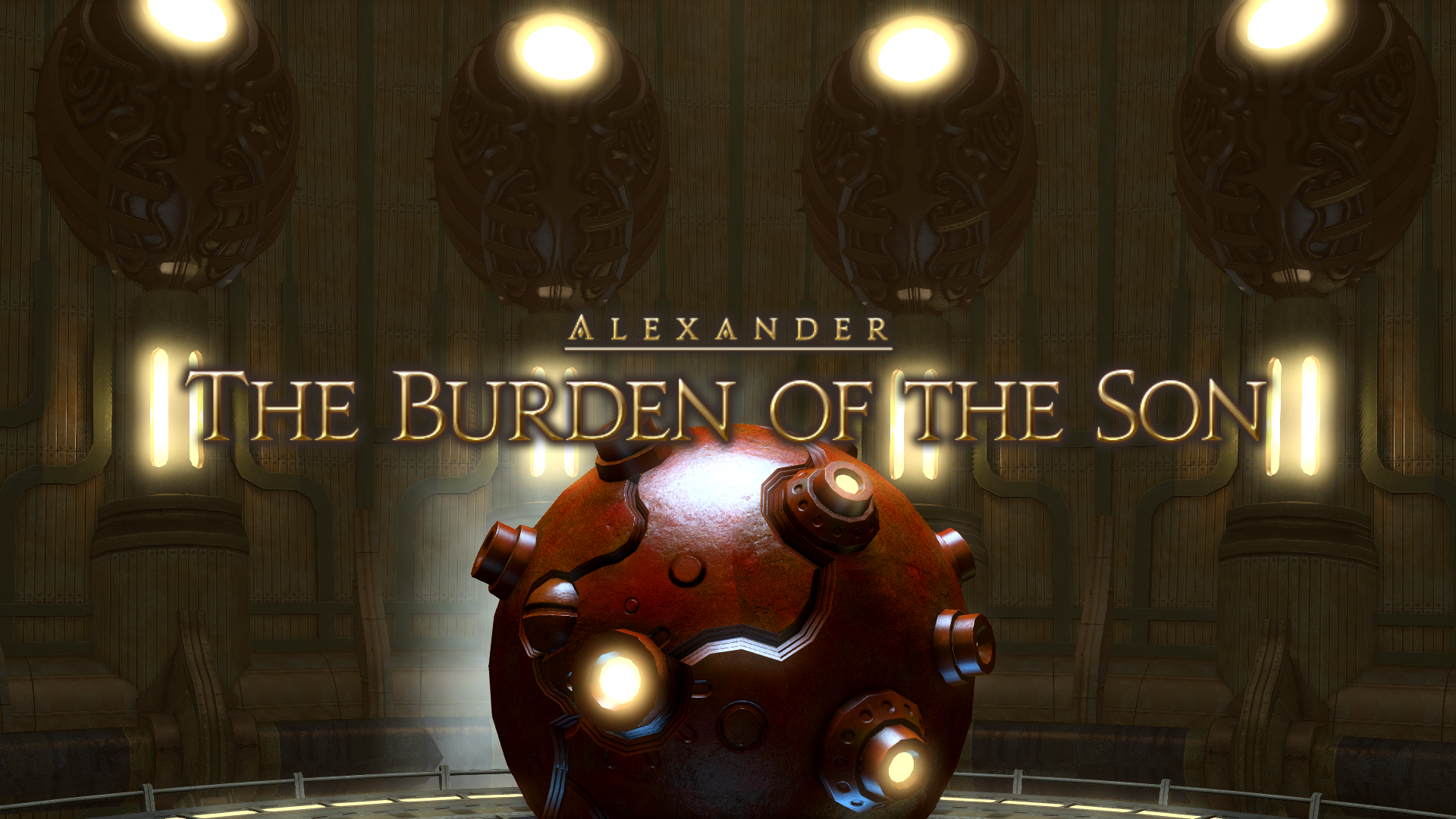 Alexander - The Burden of the Son | Final Fantasy Wiki | FANDOM