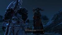 FFXIV Nael and Gaius