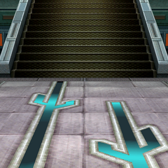 Giant of Babil Stairs (3D).