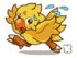 LINE Chocobo Sticker34