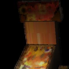 Полевая модель пинбольного автомата в <i><a href=