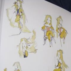 Рисунки Ёситаки Амано.