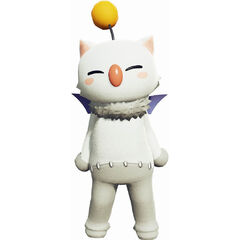 Collaboration Costume (Moogle)