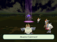 FF4HoL Amazing Suppress