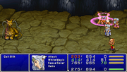 FF4PSP Enemy Ability Blaster