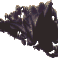The Floating Continent as it rises (GBA).