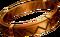 FF7 Bronze bangle
