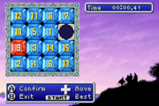 FFI 15 Puzzle GBA