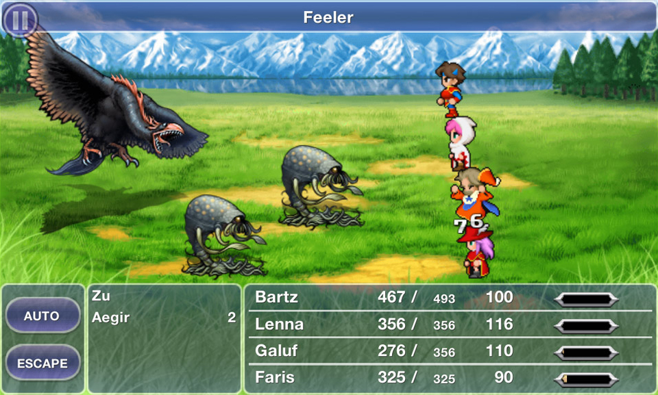battle 1 final fantasy v final fantasy wiki fandom powered by