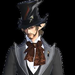 Boltfiend's Set from <i>Final Fantasy XIV: Shadowbringers</i>.