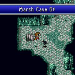 Marsh Cave (GBA).