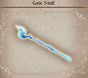 Bravely Default Gale Staff