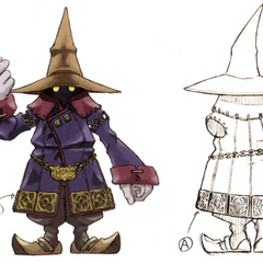 Black Mage Type B.