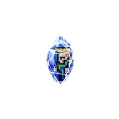 Leo's Memory Crystal.