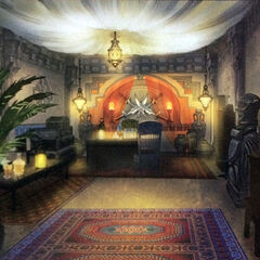 Monoculus leader Fang's Room.