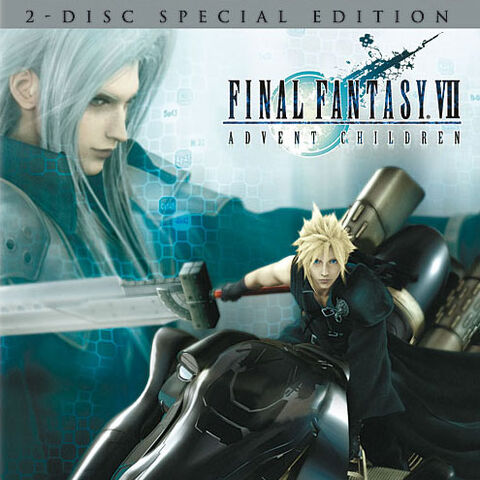 <i>Final Fantasy VII: Advent Children</i> <small><small>(2-Disc Special Edition)</small></small>