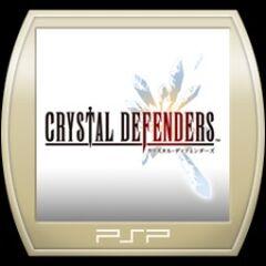 <i>Crystal Defenders</i> PSP thumbnail.